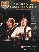 Cover icon of I Am A Rock sheet music for guitar (tablature, play-along) by Simon & Garfunkel and Paul Simon, intermediate skill level