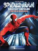 Cover icon of Bouncing Off The Walls sheet music for voice, piano or guitar by Bono & The Edge and Spider Man: Turn Off The Dark (Musical), intermediate skill level