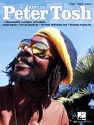 Cover icon of Downpressor Man sheet music for voice, piano or guitar by Peter Tosh, intermediate skill level