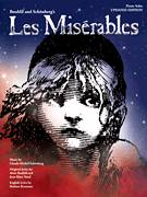 Cover icon of Empty Chairs At Empty Tables sheet music for piano solo by Les Miserables (Musical), Alain Boublil and Claude-Michel Schonberg, intermediate skill level