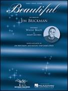 Cover icon of Beautiful (Christmas Version) sheet music for voice, piano or guitar by Jim Brickman, Jack Kugell and Jamie Jones, intermediate skill level