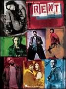 Cover icon of Rent sheet music for voice, piano or guitar by Jonathan Larson and Rent (Musical), intermediate skill level