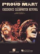 Cover icon of Proud Mary sheet music for voice, piano or guitar by Creedence Clearwater Revival, Ike & Tina Turner, Miscellaneous and John Fogerty, intermediate skill level
