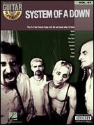Cover icon of Spiders sheet music for guitar (tablature, play-along) by System Of A Down, Daron Malakian, John Dolmayan, Serj Tankian and Shavo Odadjian, intermediate skill level