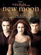 Cover icon of Almost A Kiss sheet music for piano solo by Alexandre Desplat and Twlight: New Moon (Movie), intermediate skill level