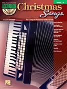 Cover icon of Silver Bells sheet music for accordion by Jay Livingston and Ray Evans, intermediate skill level