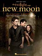 Cover icon of New Moon (The Meadow) sheet music for voice, piano or guitar by Alexandre Desplat, intermediate skill level