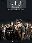 Cover icon of In Place Of Someone You Love sheet music for piano solo by Carter Burwell and Twilight (Movie), intermediate skill level