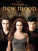 Cover icon of Dreamcatcher sheet music for piano solo (big note book) by Alexandre Desplat and Twilight (Movie), easy piano (big note book)