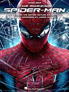 Cover icon of I Can't See You Anymore sheet music for piano solo by James Horner and The Amazing Spider Man (Movie), intermediate skill level