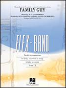 Cover icon of Family Guy (Theme) (COMPLETE) sheet music for concert band by Seth MacFarlane, David Zuckerman and Paul Murtha, intermediate skill level