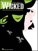 Cover icon of I'm Not That Girl (from Wicked) sheet music for piano solo (big note book) by Stephen Schwartz, easy piano (big note book)