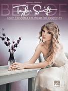 Cover icon of You Belong With Me sheet music for piano solo (big note book) by Taylor Swift, easy piano (big note book)