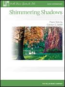 Cover icon of Shimmering Shadows sheet music for piano solo (elementary) by Carolyn C. Setliff, beginner piano (elementary)