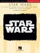 Cover icon of Star Wars (Main Theme) sheet music for piano solo by John Williams, intermediate skill level