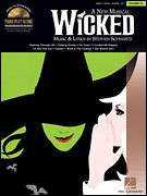 Cover icon of Broadway Selections from Wicked (complete set of parts) sheet music for voice, piano or guitar by Stephen Schwartz and Wicked (Musical), intermediate skill level