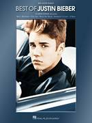 Cover icon of All Around The World sheet music for piano solo (big note book) by Justin Bieber, easy piano (big note book)