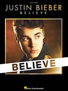 Cover icon of Believe sheet music for piano solo by Justin Bieber, easy skill level