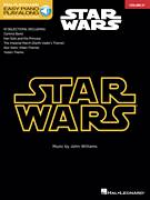 Cover icon of Duel Of The Fates (from Star Wars: The Phantom Menace) sheet music for piano solo by John Williams and Star Wars (Movie), easy skill level