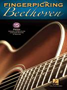 Cover icon of Adelaide, Op. 46 sheet music for guitar solo by Ludwig van Beethoven, classical score, intermediate skill level
