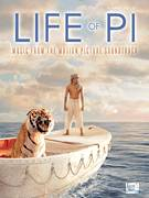 Cover icon of Skinny Vegetarian Boy sheet music for piano solo by Mychael Danna and Life of Pi (Movie), intermediate skill level