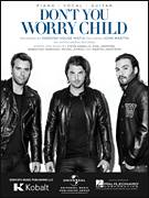 Cover icon of Don't You Worry Child sheet music for voice, piano or guitar by Swedish House Mafia, intermediate skill level