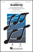 Cover icon of Suddenly sheet music for choir (SSA: soprano, alto) by Alain Boublil, Claude-Michel Schonberg, Ed Lojeski and Les Miserables (Movie), intermediate skill level