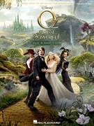 Cover icon of A Strange World sheet music for piano solo by Danny Elfman and Oz the Great and Powerful (Movie), intermediate skill level
