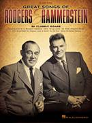 Cover icon of I Whistle A Happy Tune sheet music for piano solo (big note book) by Rodgers & Hammerstein, Oscar Hammerstein and Richard Rodgers, easy piano (big note book)