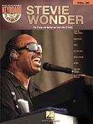 Cover icon of I Wish sheet music for voice and piano by Stevie Wonder, intermediate skill level