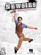 Cover icon of King Of New York sheet music for piano solo by Alan Menken, Jack Feldman and Newsies (Musical), easy skill level