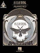 Cover icon of Washed Away sheet music for guitar (tablature) by As I Lay Dying, intermediate skill level