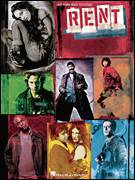 Cover icon of You'll See sheet music for piano solo by Jonathan Larson and Rent (Movie), easy skill level