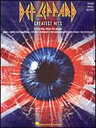 Cover icon of Hysteria sheet music for voice, piano or guitar by Def Leppard, Joe Elliott, Phil Collen, Richard Allen, Richard Savage, Robert John Lange and Steve Clark, intermediate skill level