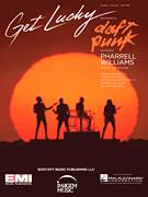 Cover icon of Get Lucky (featuring Pharrell Williams) sheet music for voice, piano or guitar by Daft Punk, Guy-Manuel de Homem-Christo, Nile Rodgers, Pharrell Williams and Thomas Bangalter, intermediate skill level