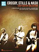 Cover icon of Carry Me sheet music for guitar solo (easy tablature) by Crosby, Stills & Nash, easy guitar (easy tablature)
