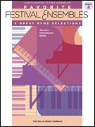 Cover icon of The Busy Bazaar sheet music for piano four hands by William Gillock, classical score, intermediate skill level