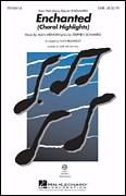 Cover icon of Enchanted (Choral Highlights) (arr. Alan Billingsley) sheet music for choir (SAB: soprano, alto, bass) by Alan Menken, Alan Billingsley and Stephen Schwartz, intermediate skill level