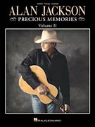 Cover icon of Precious Memories sheet music for voice, piano or guitar by Alan Jackson, intermediate skill level