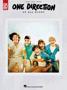 Cover icon of Save You Tonight sheet music for voice, piano or guitar by One Direction, intermediate skill level
