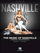 Cover icon of No One Will Ever Love You sheet music for voice, piano or guitar by Connie Britton and Charles Esten and Nashville (TV Show), intermediate skill level