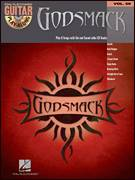 Cover icon of Bad Religion sheet music for guitar (tablature, play-along) by Godsmack, intermediate skill level