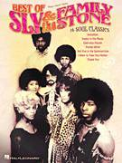 Cover icon of Family Affair sheet music for voice, piano or guitar by Sly And The Family Stone and Sylvester Stewart, intermediate skill level