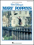 Cover icon of Feed The Birds sheet music for piano solo (big note book) by Richard M. Sherman, Mary Poppins (Movie) and Robert B. Sherman, easy piano (big note book)