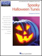 Cover icon of This Is Halloween (from The Nightmare Before Christmas) sheet music for piano solo (elementary) by Danny Elfman and Fred Kern, beginner piano (elementary)