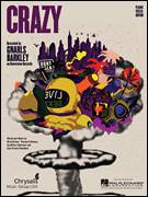 Cover icon of Crazy sheet music for voice, piano or guitar by Gnarls Barkley, Brian Burton, Gian Piero Reverberi, Gianfranco Reverberi and Thomas Callaway, intermediate skill level