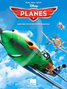 Cover icon of Planes sheet music for piano solo by Mark Mancina and Planes (Movie), intermediate skill level