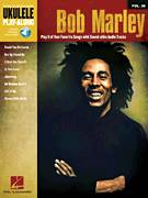 Cover icon of Three Little Birds sheet music for ukulele by Bob Marley, intermediate skill level