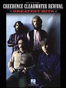 Cover icon of Born On The Bayou sheet music for voice, piano or guitar by Creedence Clearwater Revival and John Fogerty, intermediate skill level