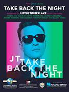 Cover icon of Take Back The Night sheet music for voice, piano or guitar by Justin Timberlake, intermediate skill level
